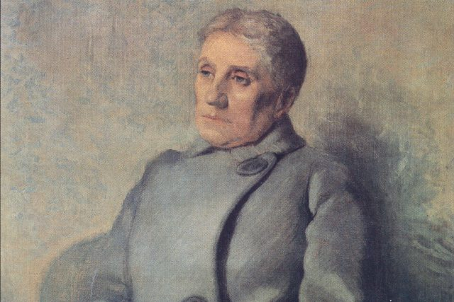 Charlotta Masaryková | foto: Herbert Masaryk