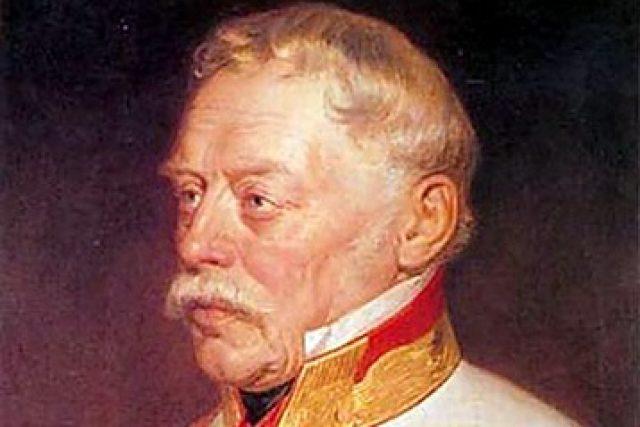 Georg Decker, Johann Josef Václav hrabě Radecký
