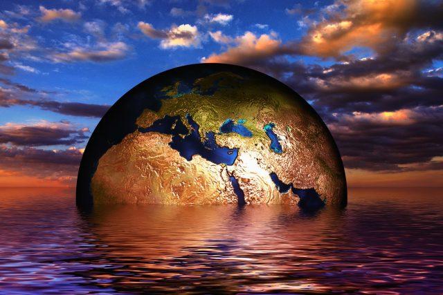 Hrozící nedostatek vody na Zemi