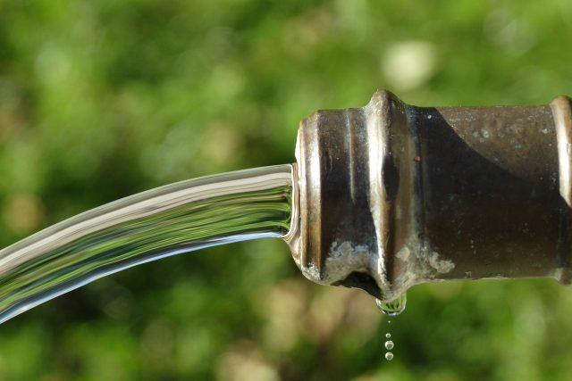 obecní voda