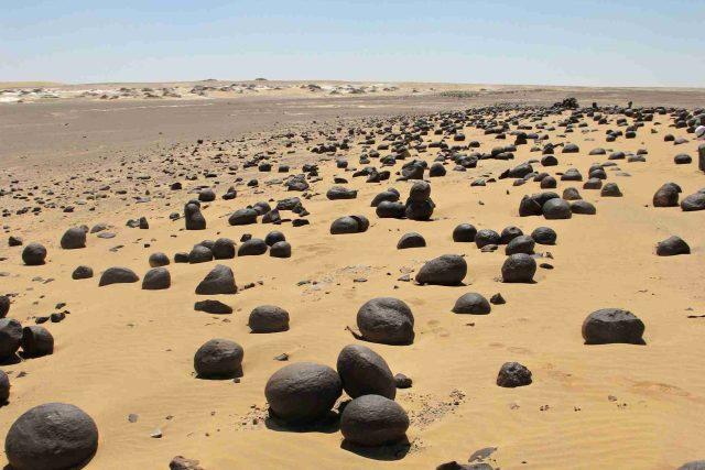 Egyptská melounová poušť