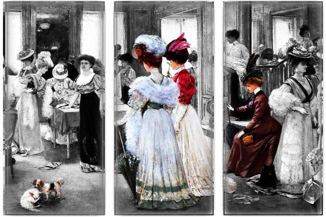 Viktoriánské dámy
