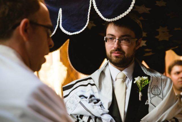 svatba Judity a Davida