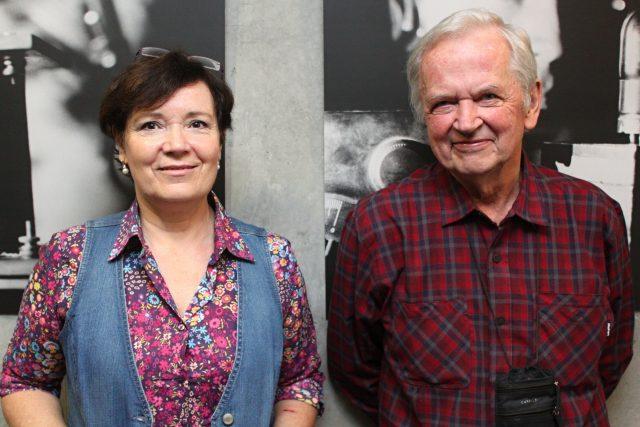 Zdenka a Jiří Tichotovi