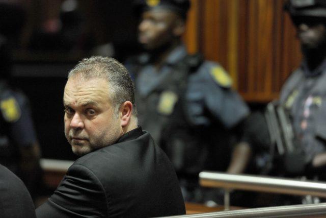 Radovan Krejčíř u soudu (foto z prosince 2013)