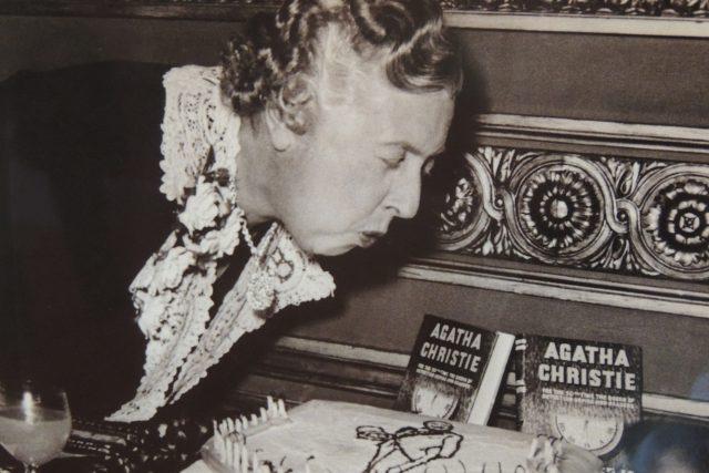 V letovisku Torquay si připomínají Agathu Christie    foto: Jiří Hošek