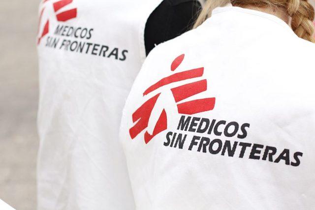 Humanitární organizace Lékaři bez hranic