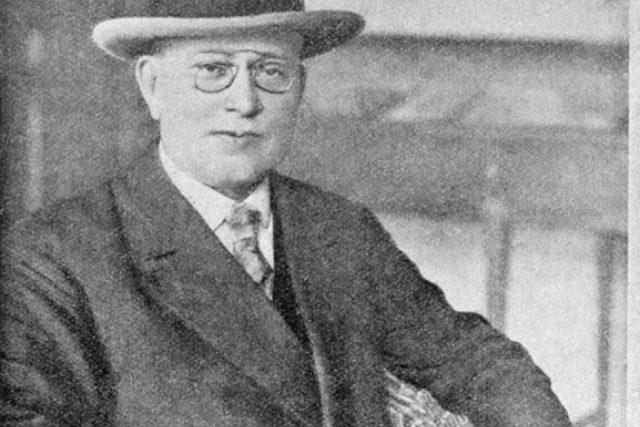 Jiří Karásek ze Lvovic  (kolem roku 1930) | foto: Wikimedia Commons,  lic. Public domain