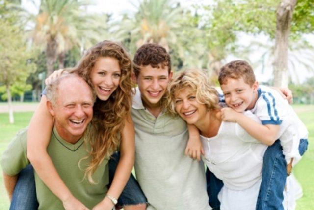 Rodina, generace, prarodiče
