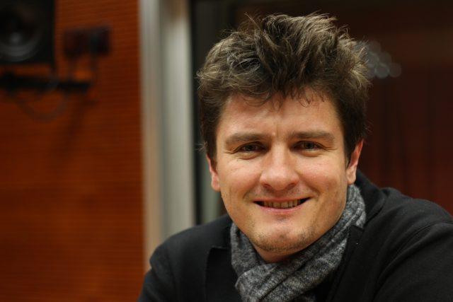 Marek Hovorka,  ředitel MFDF Jihlava | foto: Milan Kopecký,  Český rozhlas