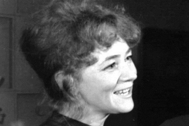 Viola Zinková v roce 1966