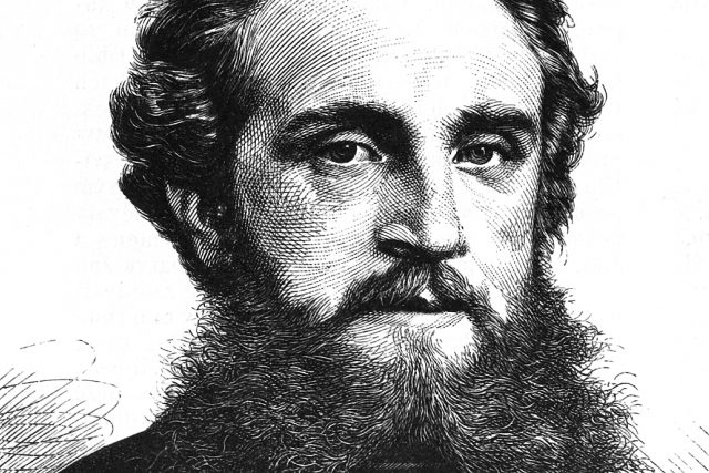 Otakar Feistmantel strávil v Indii osm let mezi roky 1875 až 1883 | foto: Ústav pro českou literaturu Akademie věd ČR