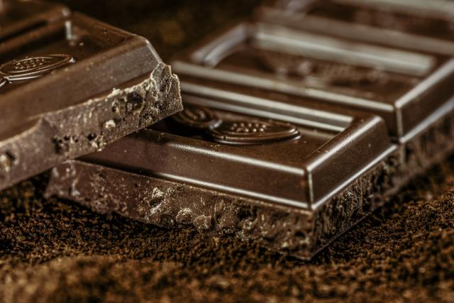 Čokoláda hořká sladkost