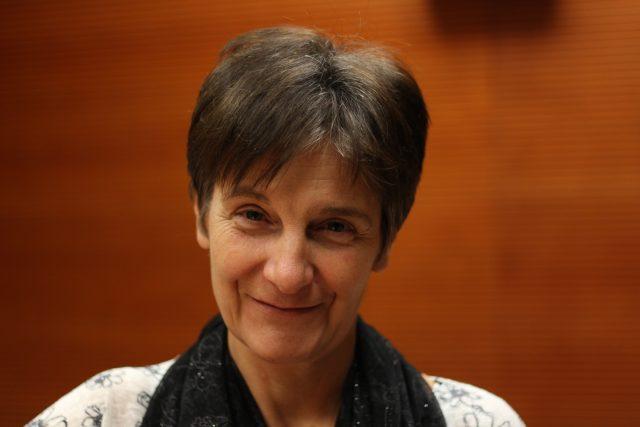 Magdaléna Weberová - Chvílová, dětská lékařka