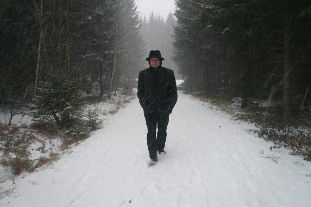 Básník Ondřej Fibich | foto: archiv Ondřeje Fibicha