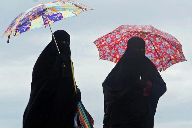 Muslimské ženy (ilustr. foto)