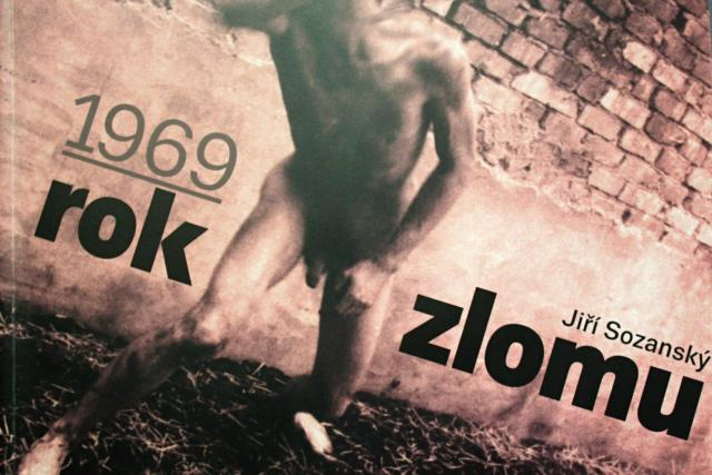 Jiří Sozanský - kniha 1969 rok zlomu