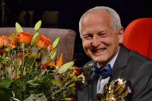 Kardiochirurg Jan Pirk se stal Šarmantní osobností roku 2015
