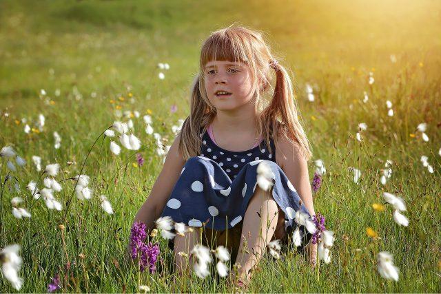 Dětství v přírodě - recept proti alergii? | foto: Fotobanka Pixabay