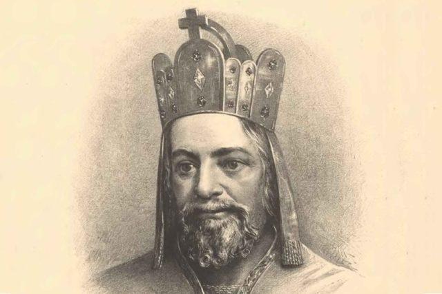Kladl si vůbec Karel IV. otázku,  jestli je Čech? | foto: Jan Vilímek,  Wikimedia Commons,  Public domain