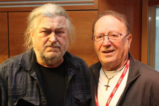 František Ringo Čech a Petr Janda