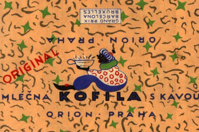 Zdenek Rykr: Obal pro Kofilu