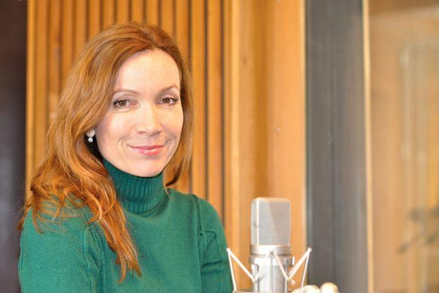 Stanislava Jachnická, herečka a dabérka