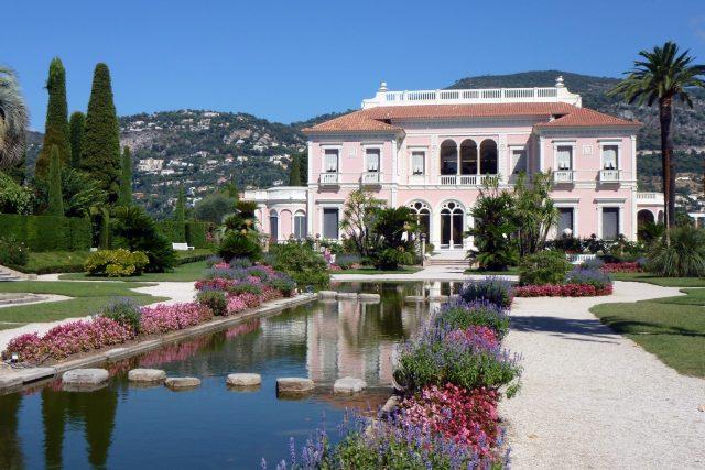 Vila Ephrussi de Rothschild