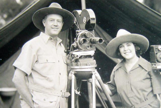 Martin a Osa Johsonovi