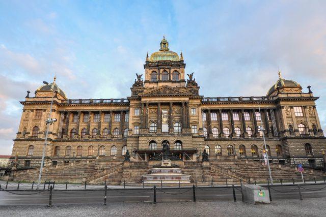 Národní muzeum v Praze   .jpg   foto:  CC BY 2.0,  Jorge Láscar