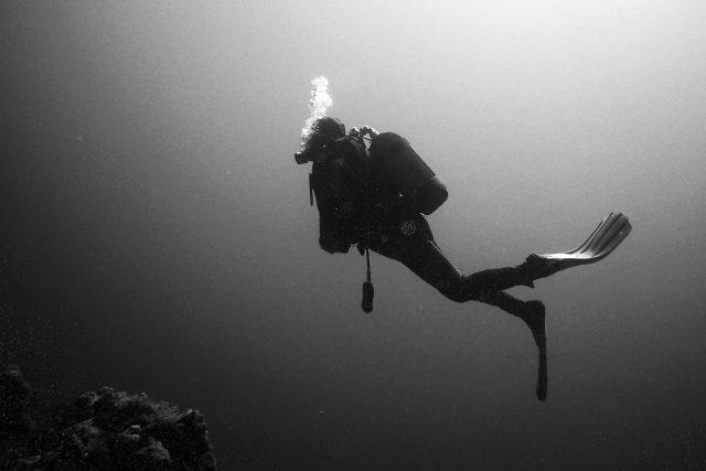 Potápěč
