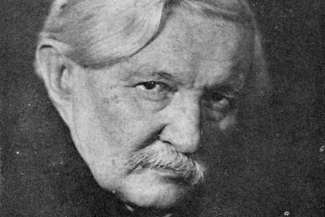 Enrique Stanko Vráz v roce 1925 | foto: Wikimedia Commons