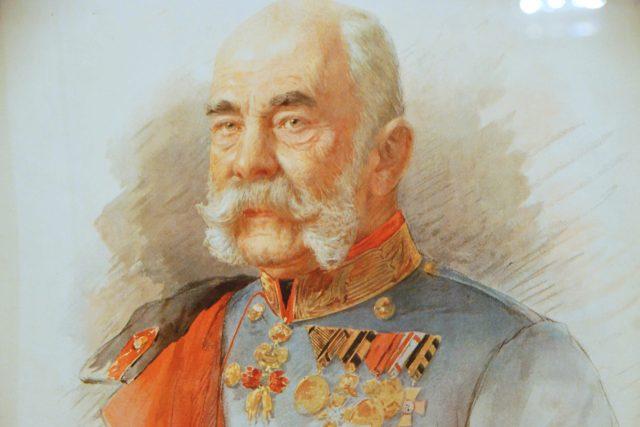 Císař František Josef I. | foto: Lucie Fürstová,  Český rozhlas
