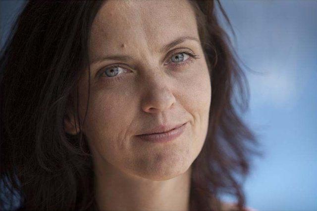 Spisovatelka a publicistka Petra Dvořáková (rodinný archiv)