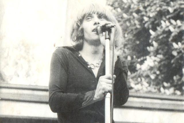 Jiří Schelinger v roce 1979