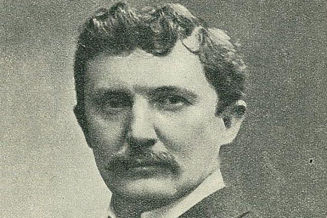 Enrique Stanko Vráz | foto: Wikimedia Commons