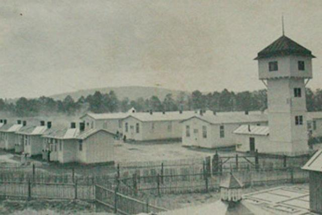 Infekční pavilon v Polské Chocni