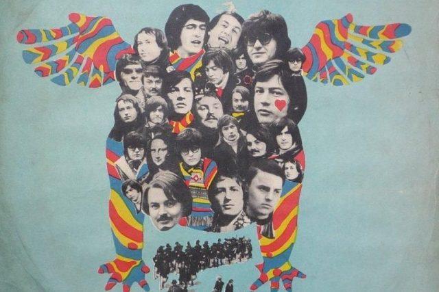 Olympic: Pták rosomák (výřez z obalu alba z roku 1969)