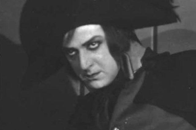 Hugo Haas v divadelní roli 30. léta