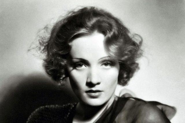 Marlene Dietrichová v roce 1930