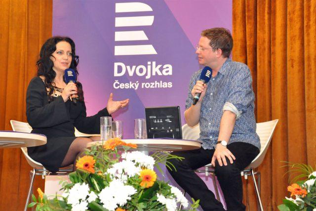 Lucie Bílá a Aleš Cibulka
