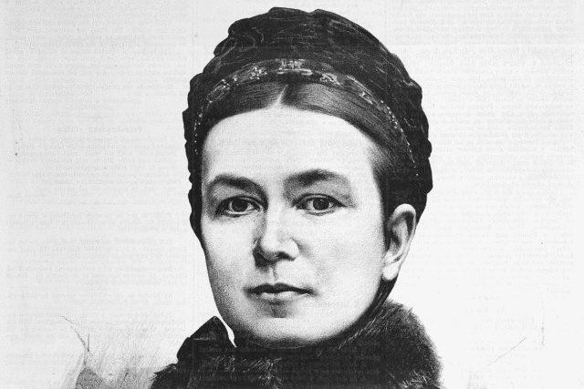 Anna Bayerová | foto: Jan Vilímek  (1860-1938),  Wikimedia Commons,  CC0 1.0