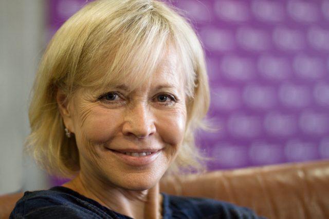 Jana Švandová se narodila 3. července 1947 | foto: Adam Kebrt,  Český rozhlas