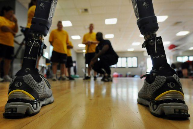 Paralympijské hry amerických válečných veteránů