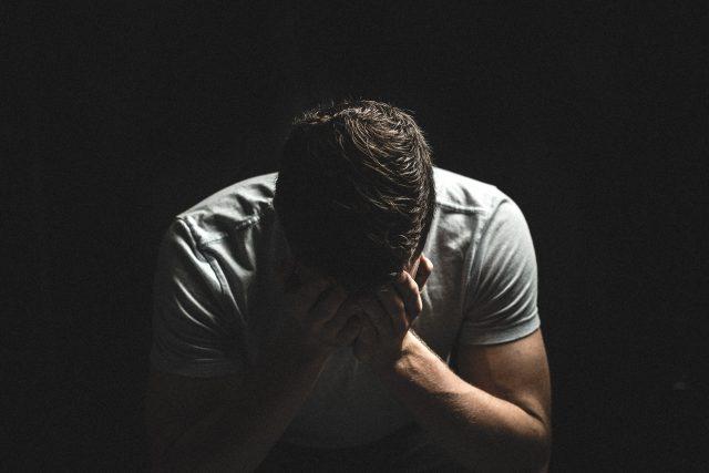 deprese - úzkost - psychóza