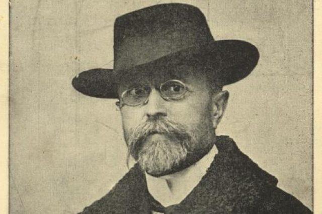 Tomáš Garrigue Masaryk v roce 1910 jako říšský poslanec ve Vídni. | foto:  Archiv Muzea TGM Rakovník