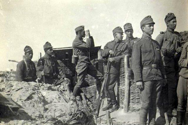 Vojáci rakousko-uherské armády | foto: CC0 Public domain