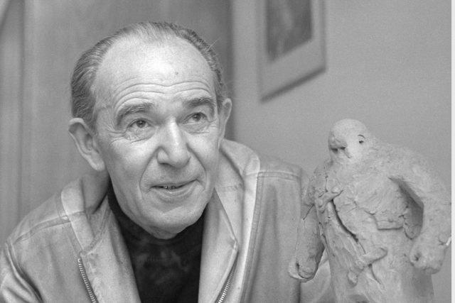 Martin Frič u filmu začínal jako malíř plakátů,  herec,  scénárista | foto: Jovan Dezort,  ČTK