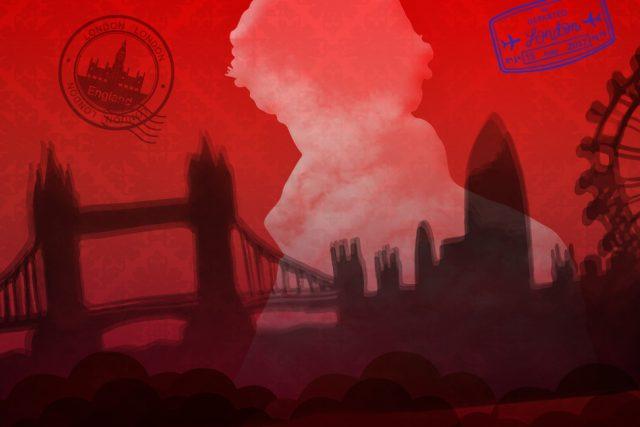 Obrázek Sherlock, Studie v šarlatové