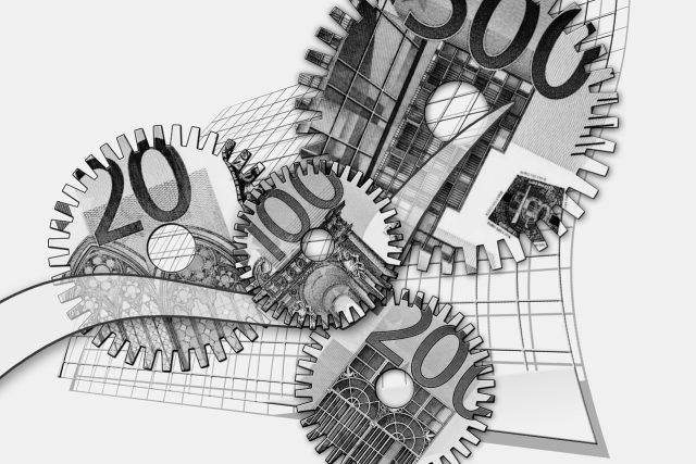 Ekonomika a recese (ilustrační foto)